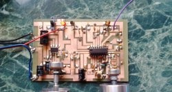 Receptor FM simples em um chip