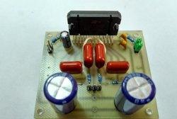 Amplificator simplu de putere 4x50W