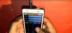 Telecomandă IR universală de pe un smartphone