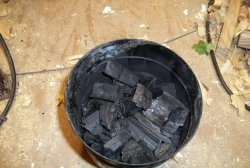 Do-it-yourself charcoal