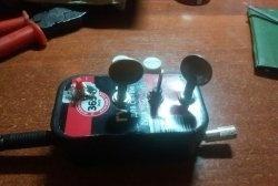 DIY Distortion Guitar Pedal
