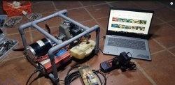 Cum se face un generator de 220 V folosind un motor în 2 timpi