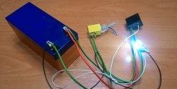 Protecția hoților cu o simplă cheie electronică