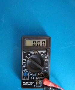 Modificarea multimetrului pe Li-Ion cu încărcare