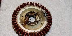 Generator electric - modificarea motorului de la o mașină de spălat