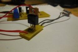 Cheia tranzistorului cu efect de câmp