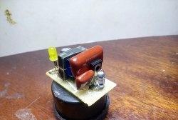 Fonte de alimentação simples para faixa de LED