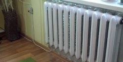 Автономно отопление на базата на електрически нагревател