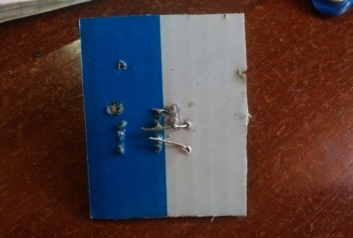 DIY prosty obwód wykrywacza metalu