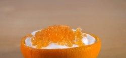 Caviar de fructe
