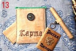 Корици за документи от брезова кора