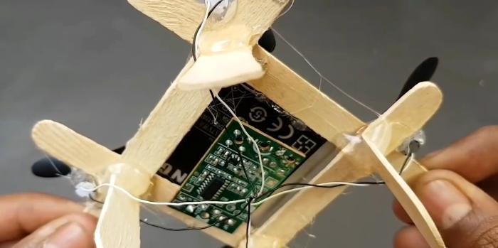 Como fazer drone