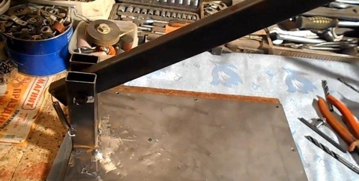 Einfacher Ständer für Mühle