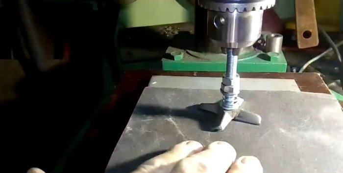 Ακονιστήρας μαχαιριού για μαχαίρι κρέατος