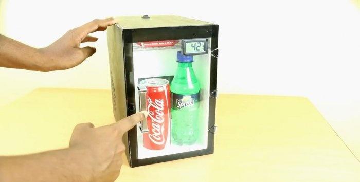 Λειτουργία ψυγείου mini 12v