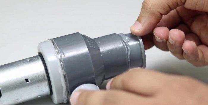 Πώς να φτιάξετε μια αντλία νερού