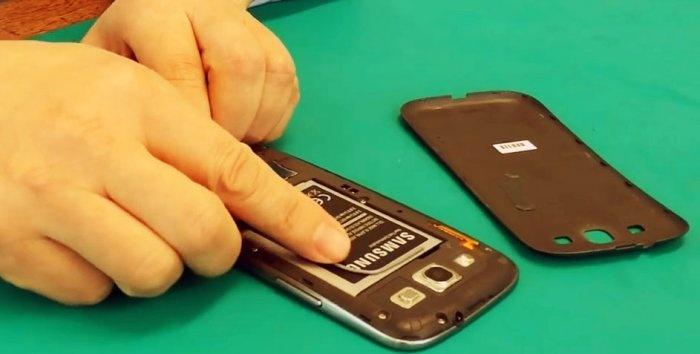 Ăng-ten điện thoại thông minh trong 3 phút