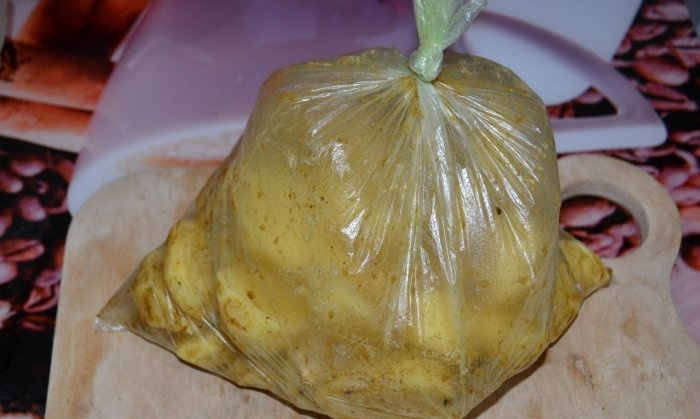 Szybkie ziemniaki w kuchence mikrofalowej