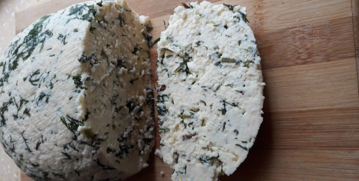 Naminis minkštas sūris