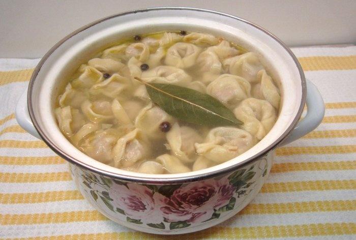Súp ravioli ngon trong 30 phút