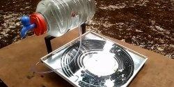 Cum se face un încălzitor de apă solar