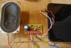Amplificator simplu de clasa D