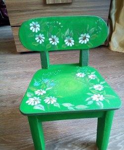 Cum să modernizați un scaun înalt