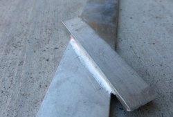 Πώς να κολλήσετε αλουμίνιο
