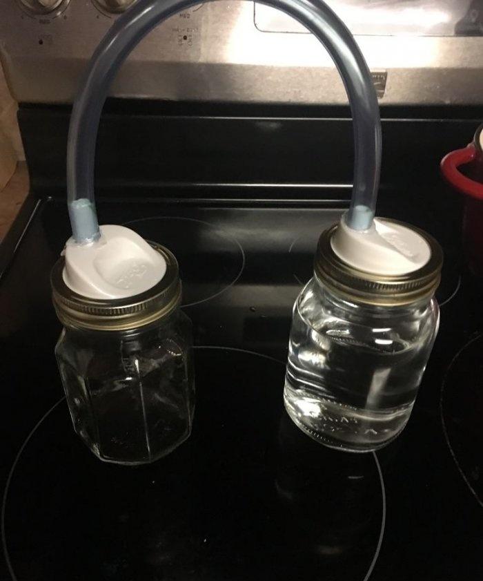 Cum să obții apă distilată acasă