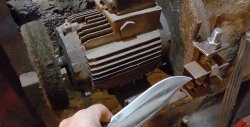 Det nemmeste værktøj til slibning af knive ved 30 grader