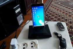 Mobile Phone Dock