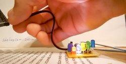 Indicator universal de descărcare a bateriei