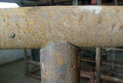 Как да си направим висококачествена седловидна тръба за подслушване под ъгъл