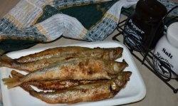 Como fritar peixe de cheiro rápido e saboroso