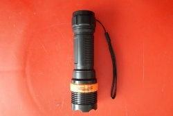 Modificarea unei lanterne (de la baterii AAA la 18650 baterii)