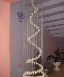 DIY kış dekorasyonu