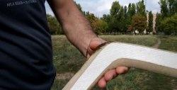 Boomerang laminat