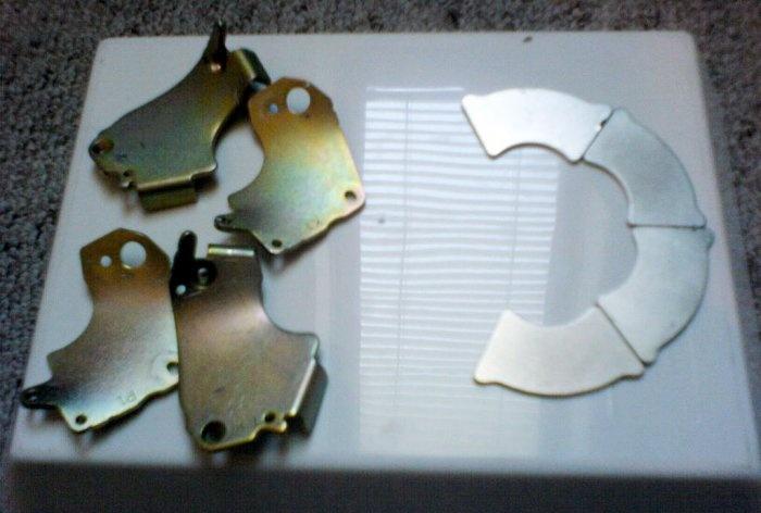 Kaip lengvai atskirti magnetus nuo kietojo disko metalinio pagrindo