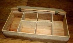 Майсторски клас: направете сами дървена кутия