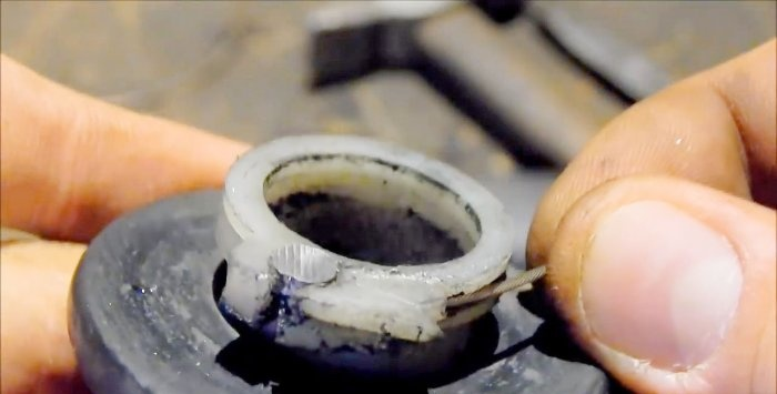 Odlewanie lin stalowych zrób to sam
