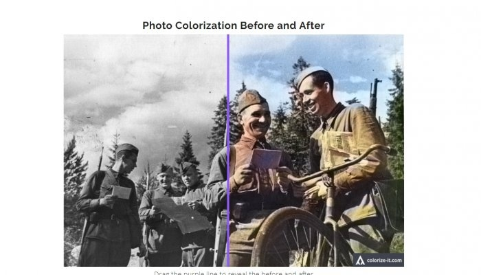 Jak pokolorować dowolne czarno-białe zdjęcie w ciągu 1 minuty