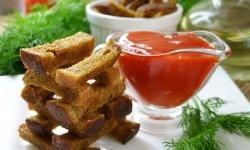 Fructe de pâine cu microunde