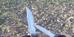 5 τρόποι για να ακονίσετε ένα μαχαίρι χωρίς ακονιστή στο πεδίο