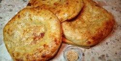 Ουζμπεκιστάν Tortilla στον φούρνο - σαν Tandoor!