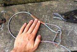 Как да направите контур на кабел