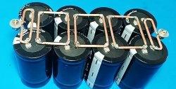 Bateria do supercapacitor 12V / 100A