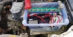 Supercapacitoare în locul bateriei din mașină