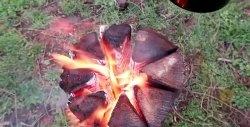 7 sposobów na rozpalenie ogniska w przyrodzie
