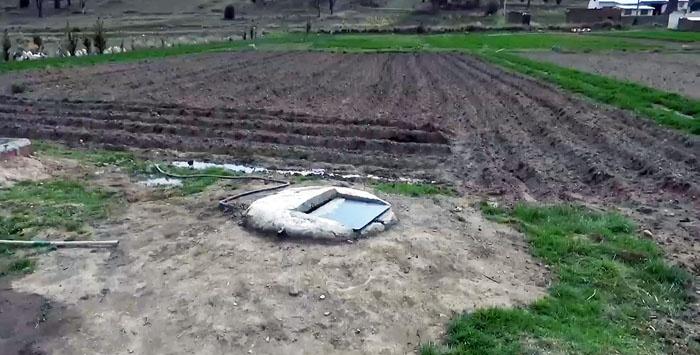 Sådan fremstilles en solcelledrevet pumpe til vanding af en have