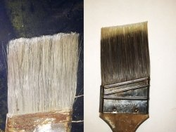 Restore old brushes